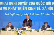 Đề xuất các giải pháp đột phá phát triển kinh tế-xã hội