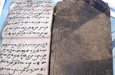 Chiêm ngưỡng bộ chữ viết cổ của người dân tộc Thái ở Việt Nam