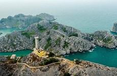 Những 'ngọn tháp bút' soi sáng biển khơi trên đảo Long Châu