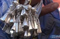 Trang sức bạc của người Nùng với ước vọng về bình an và may mắn