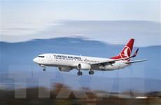 Boeing 737 MAX: Turkish Airlines và Boeing đạt thỏa thuận bồi thường