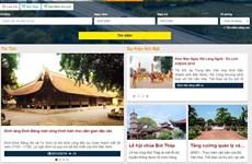 Bắc Ninh đưa Cổng thông tin du lịch thông minh vào hoạt động