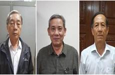 Khởi tố 3 nguyên cán bộ UBND TP.HCM trong vụ công ty Diệp Bạch Dương