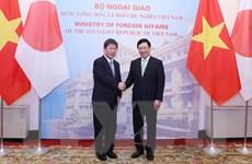 Việt Nam luôn coi Nhật Bản là đối tác quan trọng hàng đầu