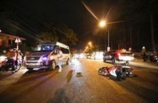 Lâm Đồng: Không làm chủ tốc độ, hai thanh niên tử vong
