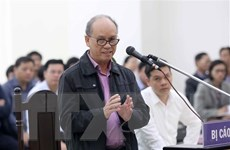Xét xử hai nguyên lãnh đạo Đà Nẵng: Đề nghị mức án với từng bị cáo