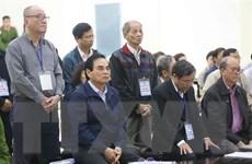 Xét xử hai nguyên lãnh đạo Đà Nẵng: Đề nghị thu hồi tài sản