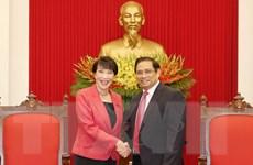 Làm phong phú và sâu sắc hơn quan hệ Việt Nam-Nhật Bản