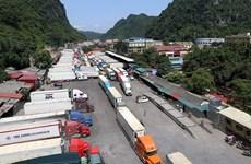 Theo sát diễn biến thông quan khi xuất khẩu nông sản sang Trung Quốc