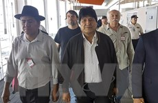 Chính phủ tạm quyền Bolivia điều tra tham nhũng 600 quan chức cũ