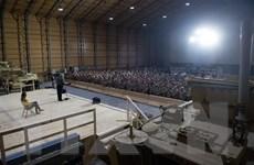 Nhật Bản ủng hộ Mỹ phản ứng kiềm chế đối với cuộc không kích của Iran