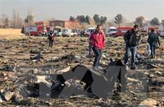 Ukraine mời Thụy Điển tham gia điều tra vụ rơi máy bay ở Iran