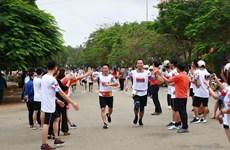 """BSR: Giải chạy Việt dã lan tỏa tinh thần """"chạy vì sức khỏe"""""""