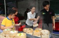 Đa dạng món ăn đặc trưng tại Lễ hội ẩm thực Bếp ăn Chợ Lớn