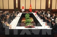 Trưởng ban Tổ chức TW tiếp Tổng thư ký Đảng Dân chủ Tự do Nhật Bản