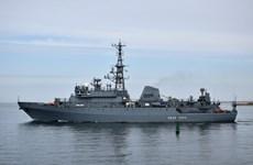 Nga cáo buộc tàu khu trục của Mỹ vi phạm các quy tắc hàng hải