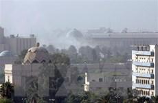 Căn cứ lính Mỹ từng đồn trú ở Iraq bị tấn công bằng tên lửa