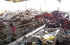 Khánh Hòa: Xác minh thông tin nhà máy xử lý chất thải rắn gây ô nhiễm
