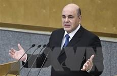 Điện mừng ông Mikhail Mishustin được bổ nhiệm làm Thủ tướng LB Nga