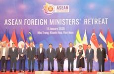 Hội nghị hẹp Bộ trưởng Ngoại giao ASEAN tại Khánh Hòa