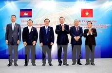 Đoàn đại biểu cấp cao Bộ Công an hội đàm với Bộ Nội vụ Campuchia