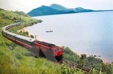 Tàu hỏa Bắc-Nam gặp sự cố trật đường ray tại Bình Thuận