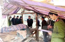 Khám nghiệm tử thi đối tượng gây ra vụ nổ súng tại Lạng Sơn