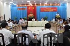 Thi hành kỷ luật hai cán bộ thuộc Ban Tổ chức Tỉnh ủy An Giang
