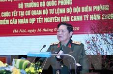 Chủ động, quyết tâm tổ chức thành công các sự kiện quân sự, quốc phòng