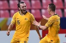 Australia thành đội bóng châu Á cuối cùng tham dự Olympic Tokyo 2020