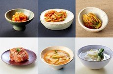 Kim chi đứng trong tốp đầu các thực phẩm có lợi cho sức khỏe