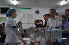 Bộ Y tế đánh giá cao hoạt động phòng chống dịch bệnh nCov tại Đà Nẵng