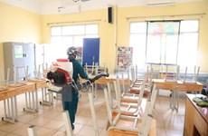 Yêu cầu các tỉnh có dịch nCoV dừng lễ hội, cho học sinh nghỉ học