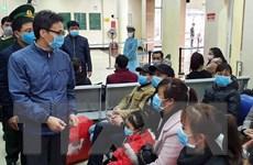 PTT Vũ Đức Đam: Phải làm tốt việc đón người dân từ Trung Quốc trở về