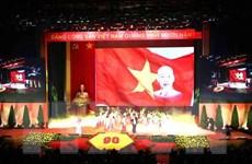 90 năm Đảng Cộng sản Việt Nam: Những chặng đường vinh quang