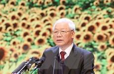 Diễn văn của Tổng Bí thư, Chủ tịch nước tại Lễ kỷ niệm thành lập Đảng