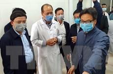 Người nhập cảnh từ Trung Quốc đều được kiểm tra và cách ly 14 ngày