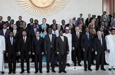 Khai mạc Hội nghị thượng đỉnh thường niên Liên minh châu Phi