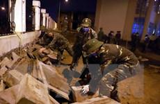 Lập bệnh viện dã chiến quy mô 200 giường bệnh tại Vĩnh Phúc
