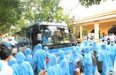 Vĩnh Phúc: Tăng cường hơn 160 cán bộ y tế về huyện Bình Xuyên