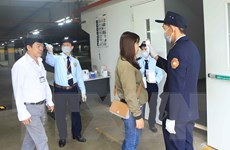Vĩnh Phúc: Kiểm tra công tác phòng dịch tại các khu công nghiệp