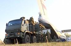 Nga cung cấp hệ thống tên lửa phòng không Shell-C1 cho Serbia