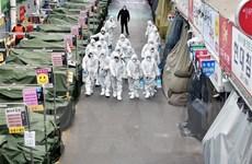 Hàn Quốc có ca tử vong thứ 7 vì COVID-19, ca nhiễm lên tới 763