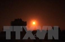 Israel tiến hành không kích các mục tiêu tại Syria và Gaza