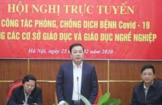 Hà Nội: Nếu không có gì thay đổi, học sinh trở lại trường từ 2/3