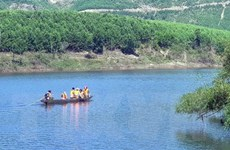 Quảng Nam: Lật đò trên sông Vu Gia làm 6 người mất tích