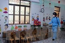 Hướng dẫn phòng chống dịch bệnh khi học sinh trở lại trường học