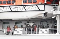 Thêm 1 hành khách tàu Diamond Princess được cho là đã tử vong