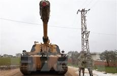 Thổ Nhĩ Kỳ tấn công trả đũa, 16 binh sỹ Syria thiệt mạng