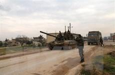Tổng thống Nga và Thổ Nhĩ Kỳ hội đàm về Syria vào ngày 5/3 tới